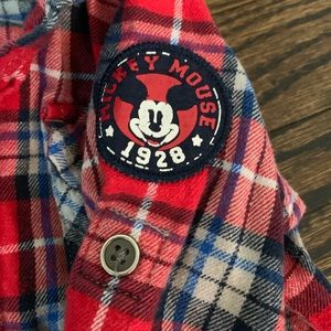 Other - Mickey Mouse hooded long sleeve